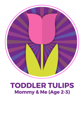 Toddler-Tulips